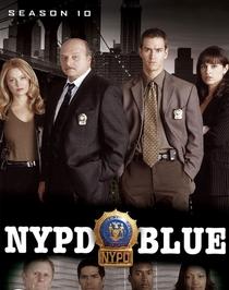 Nova York Contra o Crime (10ª Temporada)  - Poster / Capa / Cartaz - Oficial 1