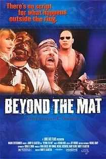 Beyond the Mat - Poster / Capa / Cartaz - Oficial 1