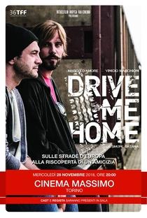Drive Me Home - Poster / Capa / Cartaz - Oficial 1
