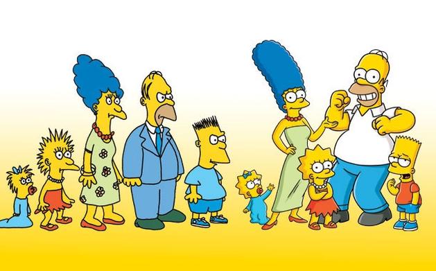O próximo crossover dos Simpsons será com… eles mesmos?!