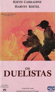 Os Duelistas - Poster / Capa / Cartaz - Oficial 2