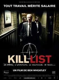 Kill List - Poster / Capa / Cartaz - Oficial 2