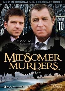 Midsomer Murders (10ª Temporada) - Poster / Capa / Cartaz - Oficial 1