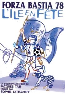 Forza Bastia - Poster / Capa / Cartaz - Oficial 1