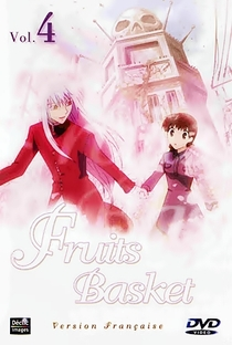 Fruits Basket - Poster / Capa / Cartaz - Oficial 32