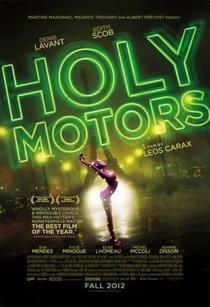 Holy Motors - Poster / Capa / Cartaz - Oficial 1