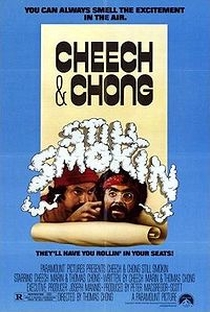 Sonhos Alucinantes de Cheech e Chong - Poster / Capa / Cartaz - Oficial 1