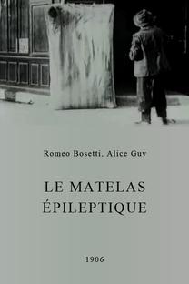 Le matelas épileptique - Poster / Capa / Cartaz - Oficial 1