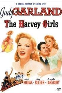 As Garçonetes de Harvey - Poster / Capa / Cartaz - Oficial 1