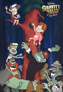 Gravity Falls (2ª Temporada) - Poster / Capa / Cartaz - Oficial 3
