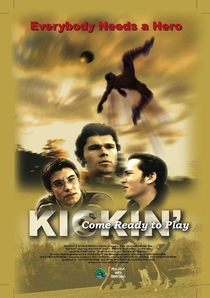 Kickin' - Poster / Capa / Cartaz - Oficial 1