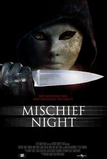 Noite das Travessuras - Poster / Capa / Cartaz - Oficial 3