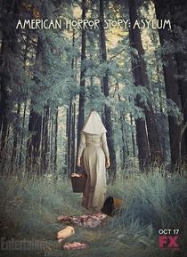 American Horror Story: Asylum (2ª Temporada) - Poster / Capa / Cartaz - Oficial 3