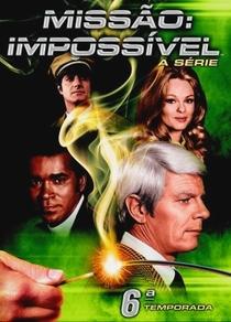 Missão Impossível (6ª Temporada) - Poster / Capa / Cartaz - Oficial 1