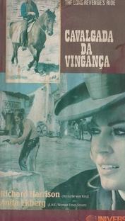 Cavalgada da Vingança - Poster / Capa / Cartaz - Oficial 2