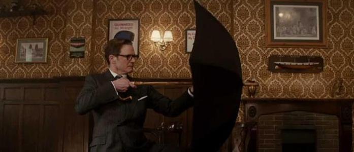 Cinema: Kingsman - Serviço Secreto