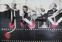 Six Figures Getting Sick - Poster / Capa / Cartaz - Oficial 2