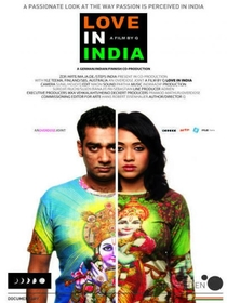 Love in India - Poster / Capa / Cartaz - Oficial 1