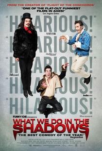 O Que Fazemos Nas Sombras - Poster / Capa / Cartaz - Oficial 5