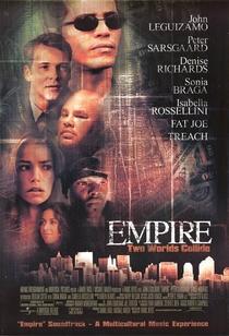 Império - Dois Mundos Colidem - Poster / Capa / Cartaz - Oficial 1