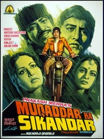 Muqaddar Ka Sikandar - Poster / Capa / Cartaz - Oficial 1