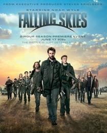 Falling Skies (2ª Temporada) - Poster / Capa / Cartaz - Oficial 1