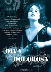 Diva Dolorosa - Poster / Capa / Cartaz - Oficial 1