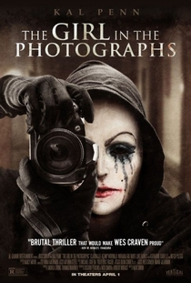 The Girl in the Photographs - Poster / Capa / Cartaz - Oficial 1