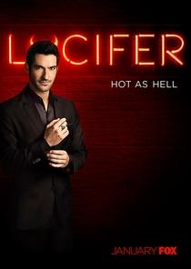 Lucifer (1ª Temporada) - Poster / Capa / Cartaz - Oficial 1