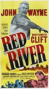 Rio Vermelho - Poster / Capa / Cartaz - Oficial 11