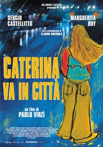 Caterina Va in Città - Poster / Capa / Cartaz - Oficial 1