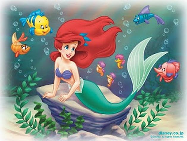GARGALHANDO POR DENTRO: A Pequena Sereia -CURIOSIDADES- (The Little Mermaid)
