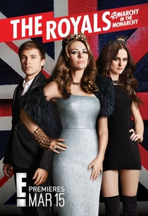 The Royals (2ª Temporada) - Poster / Capa / Cartaz - Oficial 1