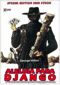 Aleluia para Django - Poster / Capa / Cartaz - Oficial 4