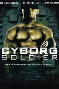 Cyborg - A Arma Definitiva  - Poster / Capa / Cartaz - Oficial 3
