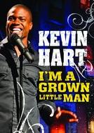 Kevin hart eu sou um homem pequeno crescido (kevin hart i ma grown little man)