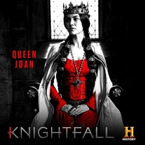 Knightfall: A Guerra do Santo Graal (1ª Temporada) - Poster / Capa / Cartaz - Oficial 4