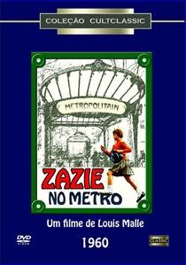 Zazie no Metrô - Poster / Capa / Cartaz - Oficial 3