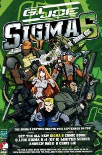 G.I. Joe: Sigma 6 (2° Temporada) - Poster / Capa / Cartaz - Oficial 1