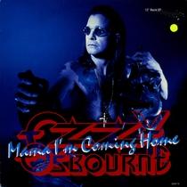 """Ozzy Osbourne - """"Mama I'm Coming Home"""" - Poster / Capa / Cartaz - Oficial 1"""