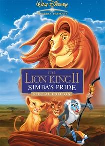 O Rei Leão 2: O Reino de Simba - Poster / Capa / Cartaz - Oficial 1