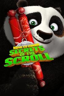 Kung Fu Panda: Segredos do Pergaminho - Poster / Capa / Cartaz - Oficial 1