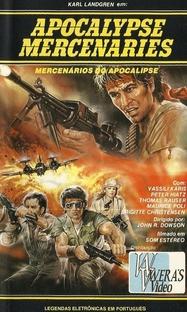 Mercenários do Apocalipse - Poster / Capa / Cartaz - Oficial 1