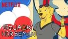 BoJack Horseman - Season 4   Official Trailer [HD]   Netflix