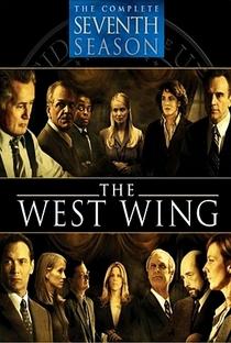 West Wing: Nos Bastidores do Poder (7ª Temporada) - Poster / Capa / Cartaz - Oficial 3