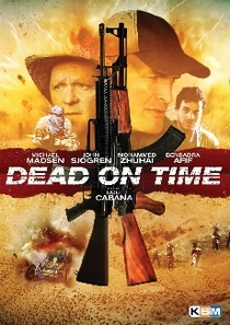 Dead on Time - Poster / Capa / Cartaz - Oficial 1