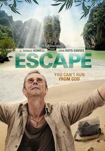 Escape - Poster / Capa / Cartaz - Oficial 1
