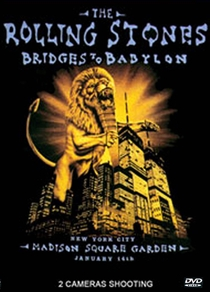 Rolling Stones - Bridges To Babylon in Madison Square Garden - Poster / Capa / Cartaz - Oficial 1