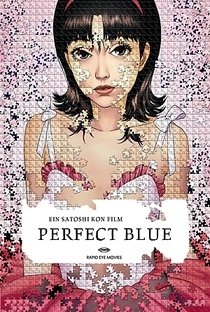 Perfect Blue - Poster / Capa / Cartaz - Oficial 19