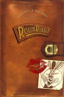 Uma Cilada para Roger Rabbit - Poster / Capa / Cartaz - Oficial 10